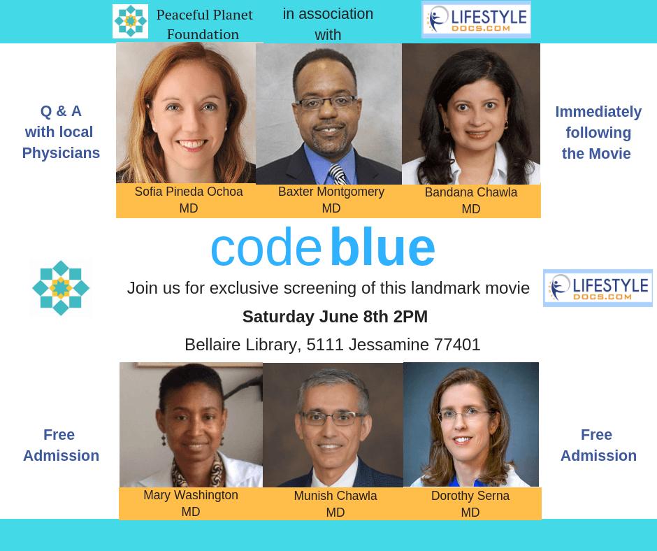 Dorothy Serna, MD: Code Blue